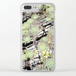 WaterGarden Clear iPhone Case