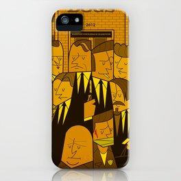 Reservoir Dogs iPhone Case