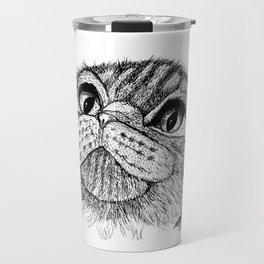 Cat 13 Travel Mug