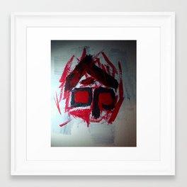Denstiny Framed Art Print