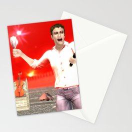 SquaRed: Opposite Stationery Cards
