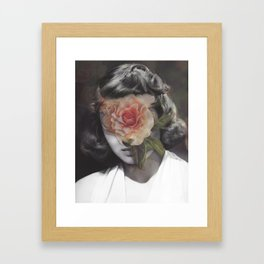 Everybody wants to be loved #3 Framed Art Print