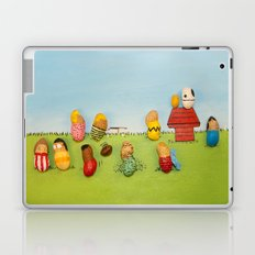 Real Peanuts Laptop & iPad Skin