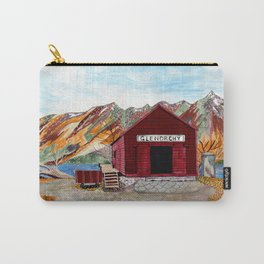 Glenorchy barn Carry-All Pouch