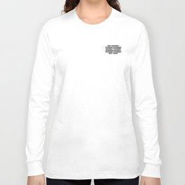 Get Money. Get Power. Get Paid. Long Sleeve T-shirt