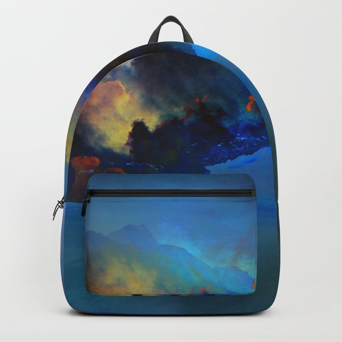 Time keepers Backpack