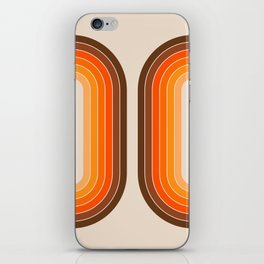Tan Tunnel iPhone Skin