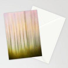 Blurred dawn Stationery Cards