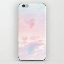 Unicorn Pastel Clouds #2 #decor #art #society6 iPhone Skin