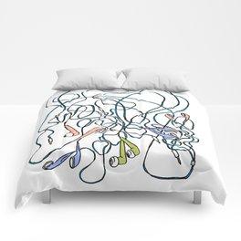 Audio Tangles Comforters