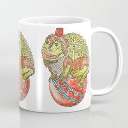 toad on a ball Coffee Mug