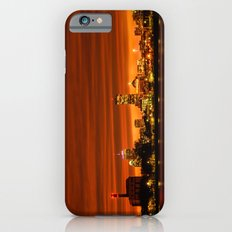 Boston, Christams night - Sundusk iPhone 6s Slim Case