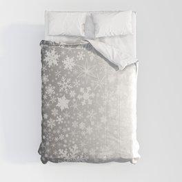 Snowflake Fade Comforters