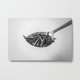 Lex Talionis Metal Print