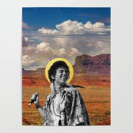 Saint Joshua Michael, Patron Saint of Sunshine Poster