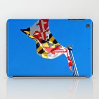 maryland iPad Cases featuring Maryland Pride by Kelsey Hunt