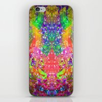 water color iPhone & iPod Skins featuring Water Color by Anthony Londer