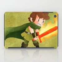 dungeons and dragons iPad Cases featuring Dungeons, Dungeons, and More Dungeons by Sir-Snellby