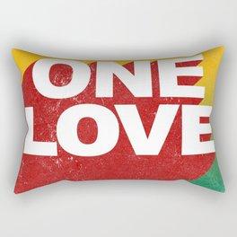 Poster Rectangular Pillow