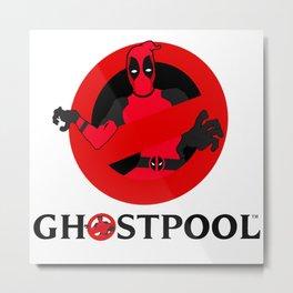 Ghostpool Metal Print