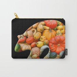 Autumn Bear Carry-All Pouch