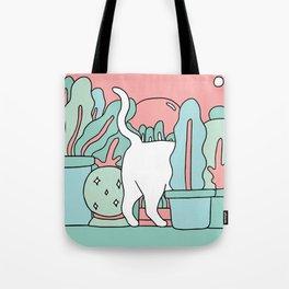 Tuesday Plans Tote Bag