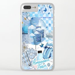 American Teen (Yass) Clear iPhone Case
