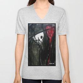 Dark Romantic Unisex V-Neck