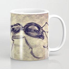 Macro Ant Coffee Mug