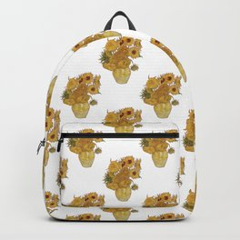 Sunflowers of Van Gogh Backpack
