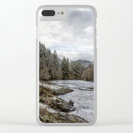 Another Six Weeks Clear iPhone Case