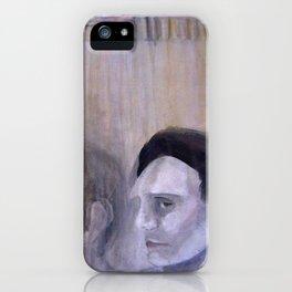 Gray Man iPhone Case