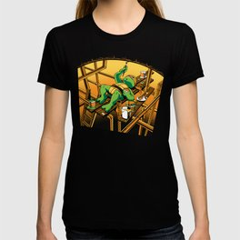 The Sistine Sewer T-shirt