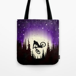 Moon Whip Tote Bag