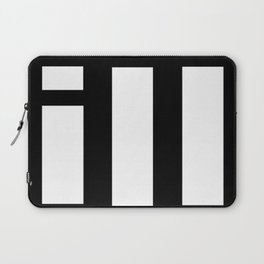 simple is ill WH Laptop Sleeve