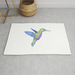 Les Animaux: Hummimgbird Rug