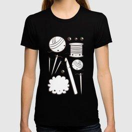 crochet cute - kawaii craft supplies T-shirt