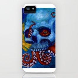 Hermit Octopus iPhone Case