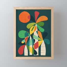Palma Framed Mini Art Print