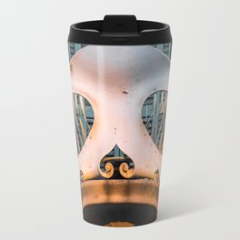 Battle III Travel Mug