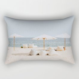 summer beach ii Rectangular Pillow