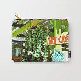 Brussels Carry-All Pouch
