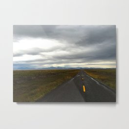 Lost Road Metal Print