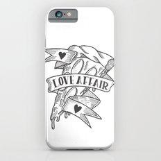 PIZZA LOVE AFFAIR Slim Case iPhone 6s