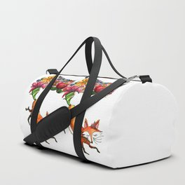 Hunt Flowers Not Foxes One Duffle Bag