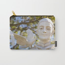 St. Gregory Statue Carry-All Pouch