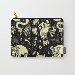 Witch Flash Ouija style Carry-All Pouch