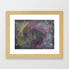 Swazi Art 15 Framed Art Print