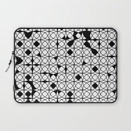 o x o - wb Laptop Sleeve