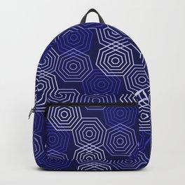 Op Art 117 Backpack
